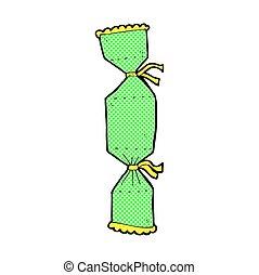 comic cartoon christmas cracker