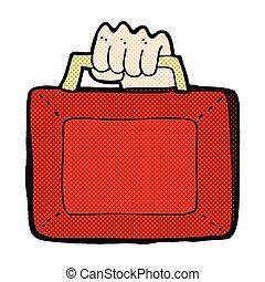 comic cartoon uk budget