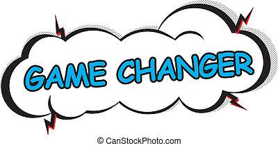 Comic Cloud: Game Changer