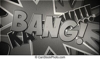 Comic Design 12 vintage - Comic Marvel Design Backgrounds