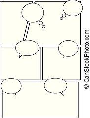 comic storyboard layout 20