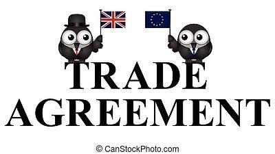 Comical UK EU Trade Agreement - Comical United Kingdom ...