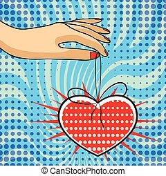 comics, firmanavnet, dag, card, valentine's