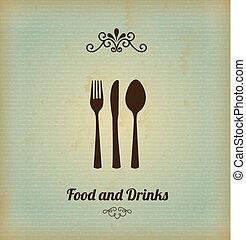 comida bebidas