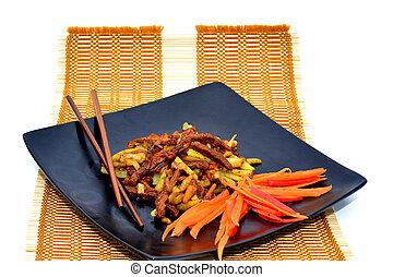 comida chinês