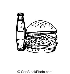 comida rápida