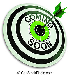 Coming Soon Target Shows New Product Announcement