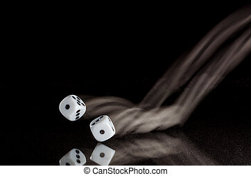 Coming Up Snake Eyes on a Roll of the Dice