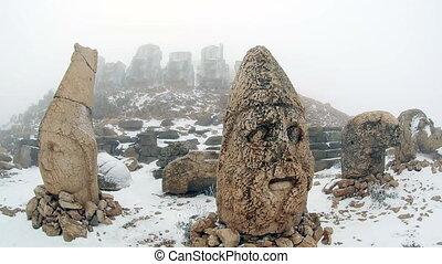Mount Nemrut - Commagene Kingdom (Komagene...