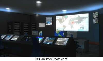 Command center(enhanced version)