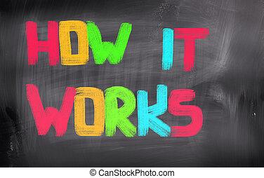comment, concept, il, travaux