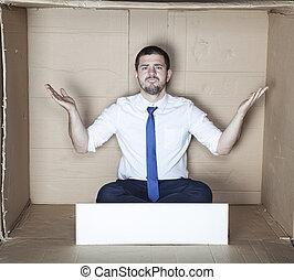 comment, métier, trouver, boîte, vous