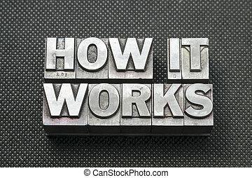 comment, travaux, il, bm
