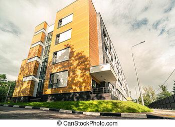 commercial buildings - lowrise commercial building