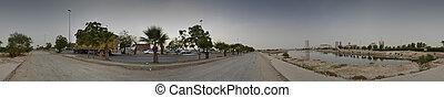 Jeddah with gray mood