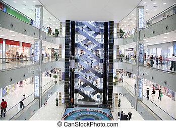 commercial, centre
