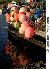 Fishing Gear - Commercial Fishing Gear For A Lobster Fishery