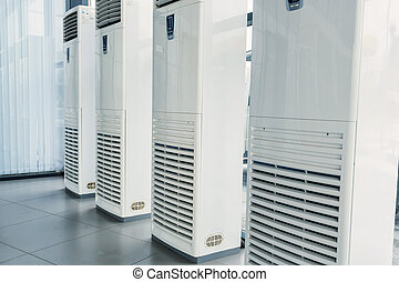 Commercial floor air conditioner