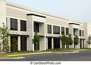 Commercial Office Buiding - New Large Commercial Office...