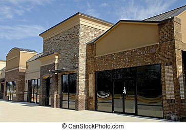 Commercial Property - Newly constructed commercial space...