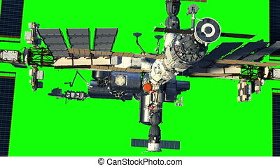 Commercial Spacecraft Is Preparing To Dock With ...