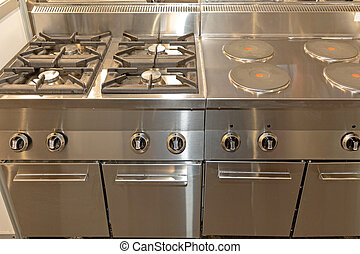 Commercial Stove