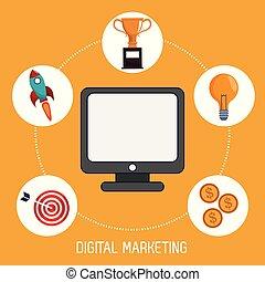 commercialisation, image, gestion, production, numérique
