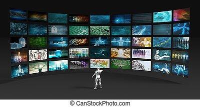 commercialisation, vidéo