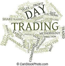 commercio, giorno
