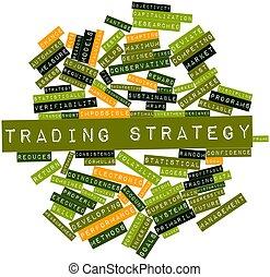 commercio, strategia