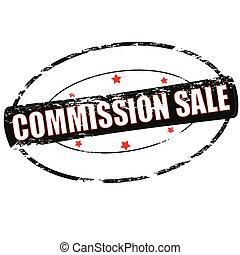commissione, vendita