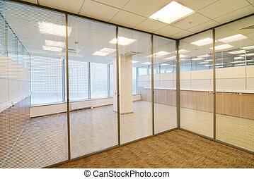 Common office building interior