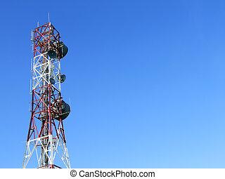 communicatie, antenne