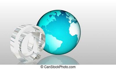 communicatie, globaal, email, 2