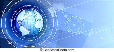 communicatie, wereld