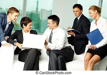 communication affaires