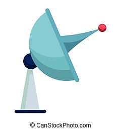 Communication antenna device