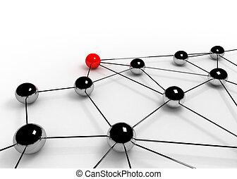 communication business concept