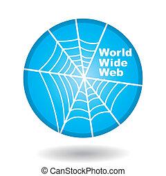 Communication concept - web