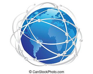 communication earth