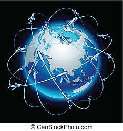 Communication Earth - Eurasia.