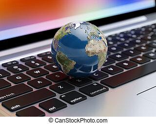 communication globale, concept