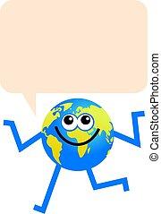 communication, globe