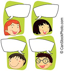 communication, gosses, signes