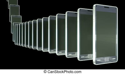 Communication: Group of Smartphones