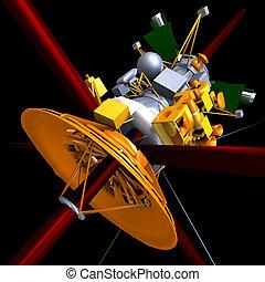 communication, satellite
