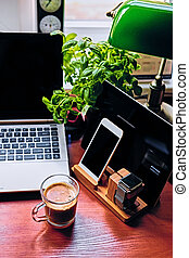 Communication set with smart watch, tablet PC, computer and a cu
