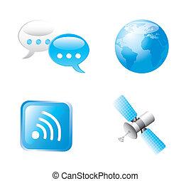 communication, signes