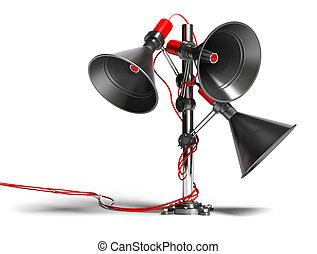 communication speaker