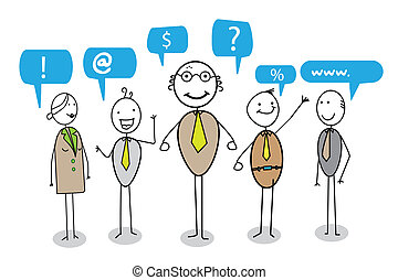 communication team